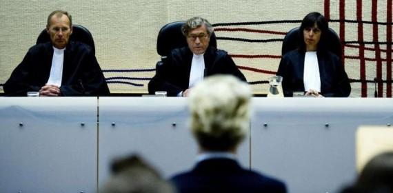 Geert Wilders Urteil