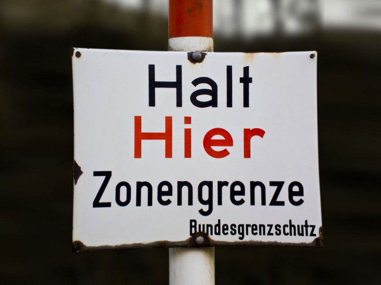 Zonengrenze