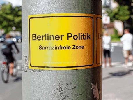 Sarrazinfreie Zone