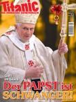 Der Papst ist schwanger!