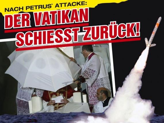 Pope Umbrella