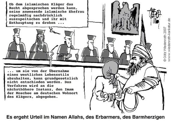 Scharia-Gericht
