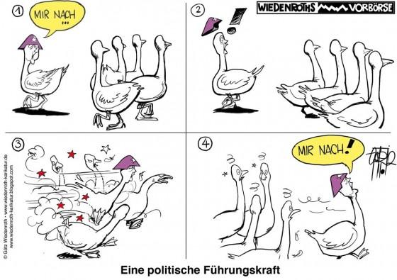 Das System Merkel