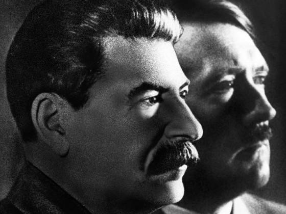 Stalin Hitler