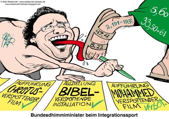 Islam Mohammed Film Ministerverbot