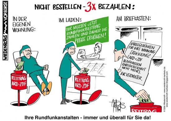 Fersehsteuer