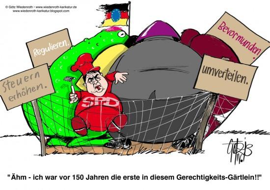 150 Jahre SPD