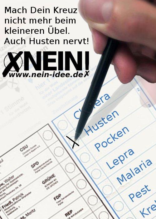 Auch »Nichtwähler« haben eine Stimme